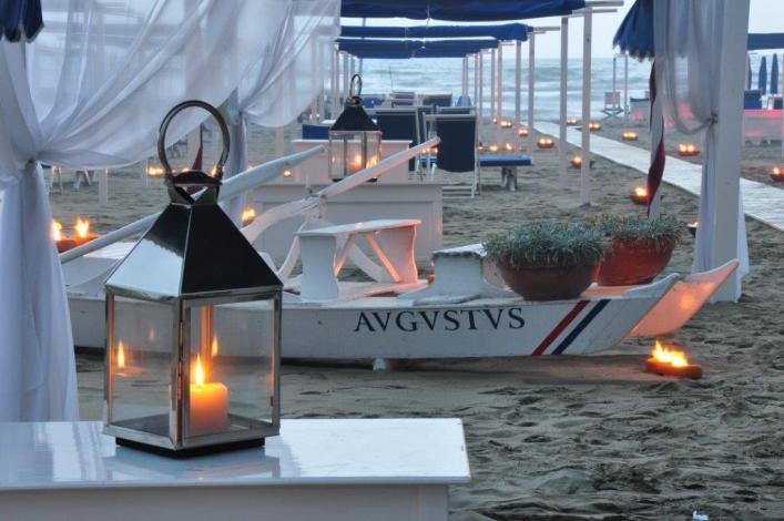 Augustus lido beach