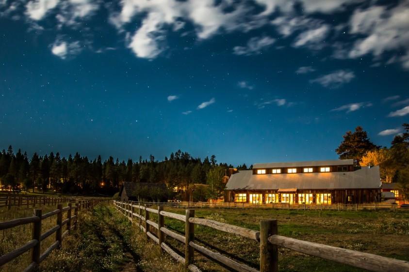 Lo Shakespeare ranch in vendita a 98 milioni di dollari