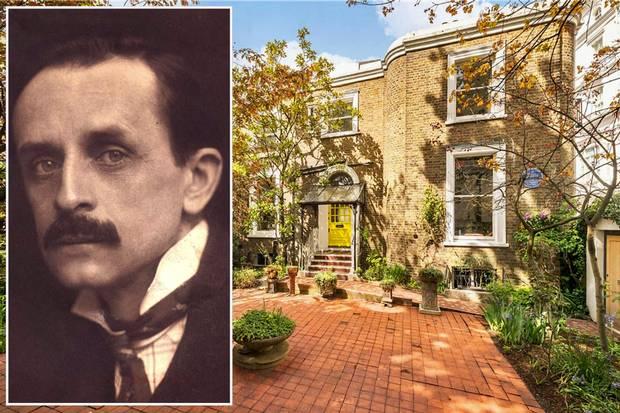 In vendita la casa dove nacque Peter pan per 10 milioni di dollari