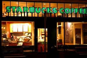 punto vendita Starbucks