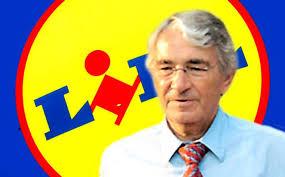 Dieter Schwarz fondatore di Lidl