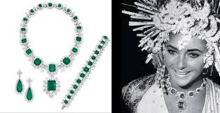 Liz Taylor ed i suoi gioielli