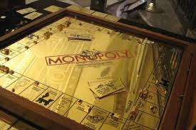 Monopoli in oro