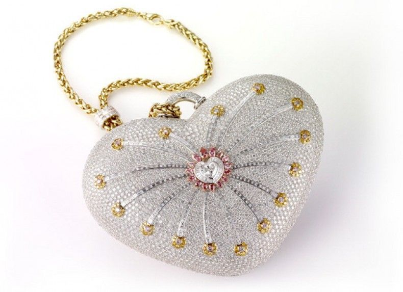 Mouawad 1001 Night Diamond Purse