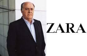 Ortega fondatore di Zara