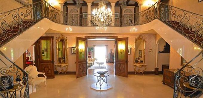 Ville interni di lusso salotti classici ville di lusso - Arredi di lusso casa ...