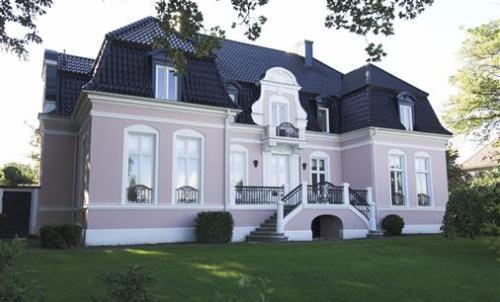 la casa di Ibrahimovic in Svezia