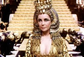 scena dal film Cleopatra