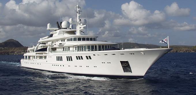 A bordo del tatoosh di paul allen lo yacht da 100 milioni for Il canotto a bordo degli yacht