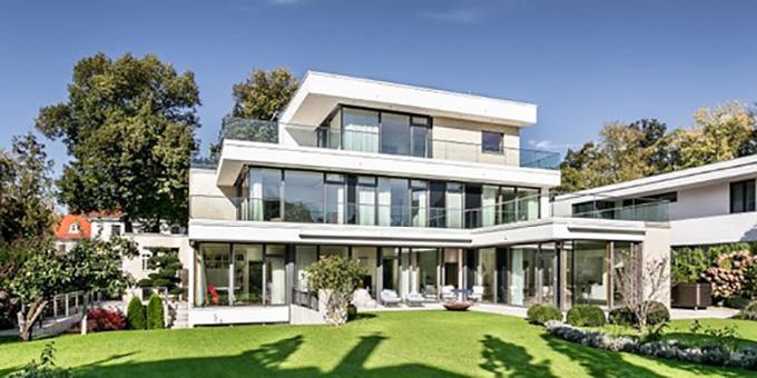 Villa di lusso in vendita a Berlino per 5,5 milioni di euro