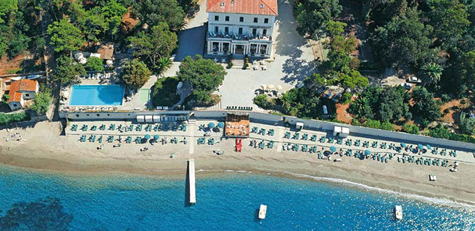 Una villa in vendita a Portoferraio si può acquistare per 18 milioni di euro