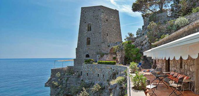 Ville e castelli da sogno in tutta italia in vendita su internet