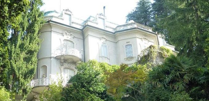 Villa esclusiva da 14 milioni di euro sul lago di Como
