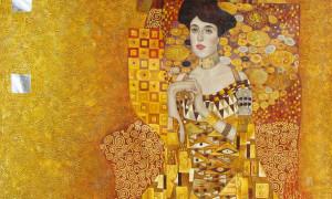 """Ritratto di Adele Bloch-Bauer I"""", di Gustav Klimt"""