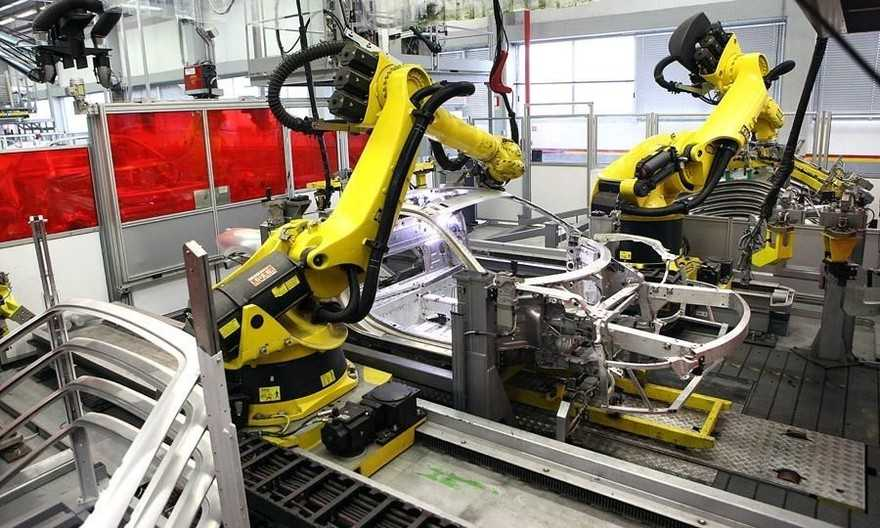 industrie automatizzate