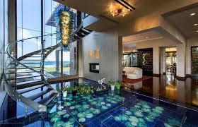 piscina- soggiorno