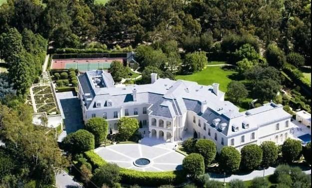 La casa più grande della Contea di Los Angeles
