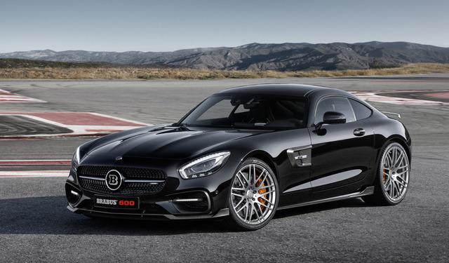 Brabus Mercedes AMG GT S: in anteprima al Salone di Francoforte