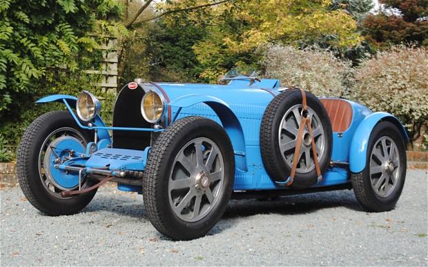 Bugatti d'epoca