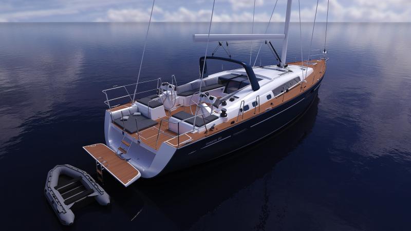 Oceanis 60, la neonata tra le barche a vela super lusso