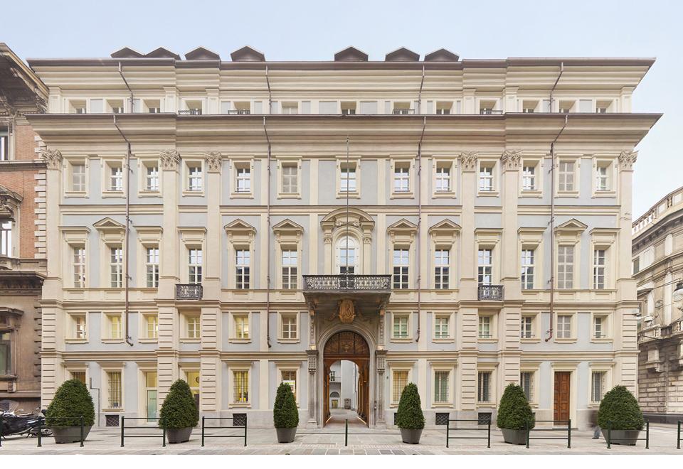 La casa più bella del mondo si trova a Torino, The Number 6