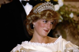 la principessa del Galles