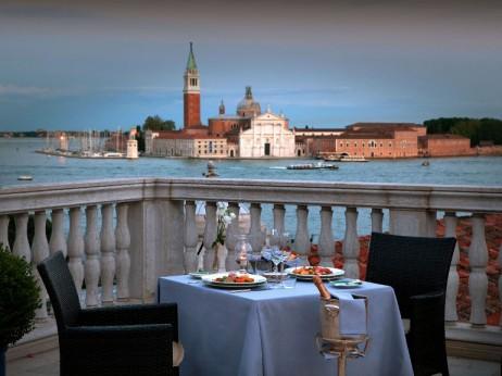terrazza privata San Giorgio