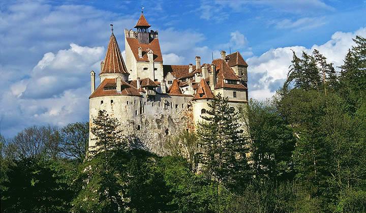 In vendita il castello di Bran a 135 mila dollari