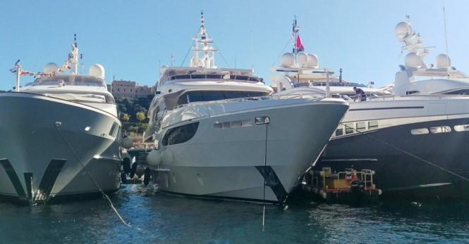 Al Monaco Yacht Show 2015 presentato il Gulf Craft Majesty 135
