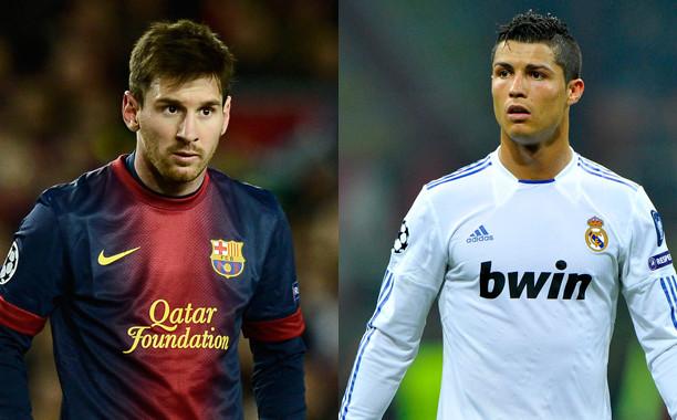 Messi-e-Ronaldo