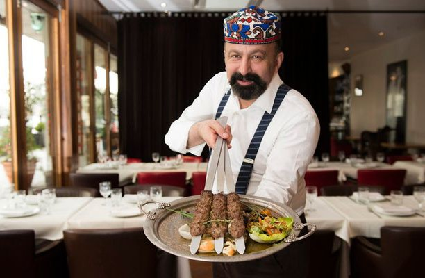 kebab piu costoso al mondo