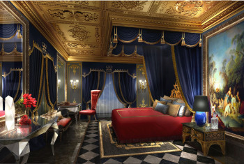13 di Macao, l'hotel più costoso al mondo
