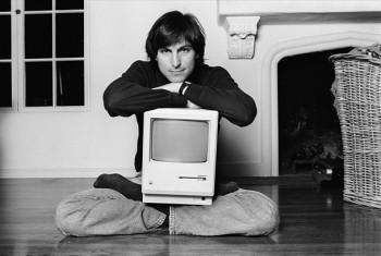 Storia di un mito, il milionario Steve Jobs