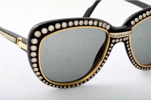 Cartier-Paris-18k-Gold-Sunglasses