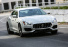 Maserati Quattroporte GranSport, la nuova auto di lusso