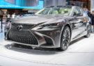 Lexus LS 500H: lusso orientale e tecnologia al vostro servizio