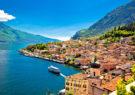 """La """"regione dei laghi"""": yachting destination, arte, cultura e gusto"""